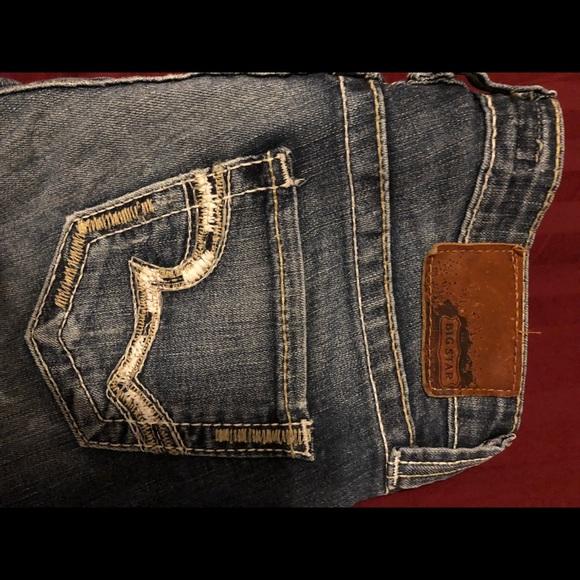 Big Star Denim - Big Star Maddie fit jeans